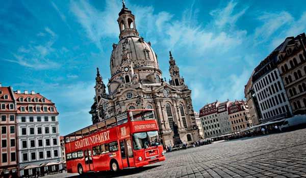 Arrangements für Busreisegruppen