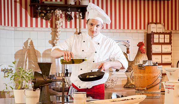 Kochkurse und Kochevents für Ihre Firmenfeier