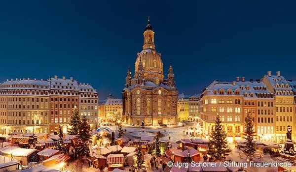Stadtrundfahrt zur Weihnachtsshow